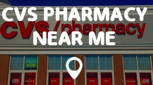 CVS Pharmacy Near Me