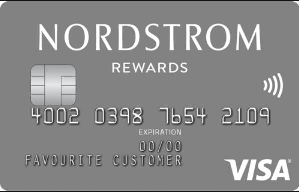 Nordstrom Credit Card Login