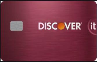 Discover Credit Card Login
