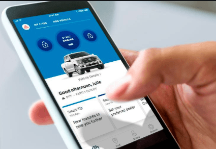 Activate SYNC Connect FordPass