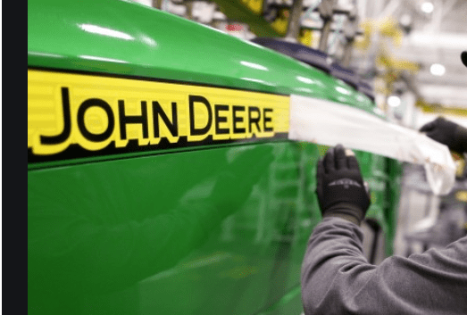 John Deere Employee