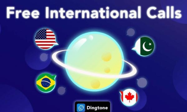 Free International Calls Apps