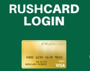 RushCard Login